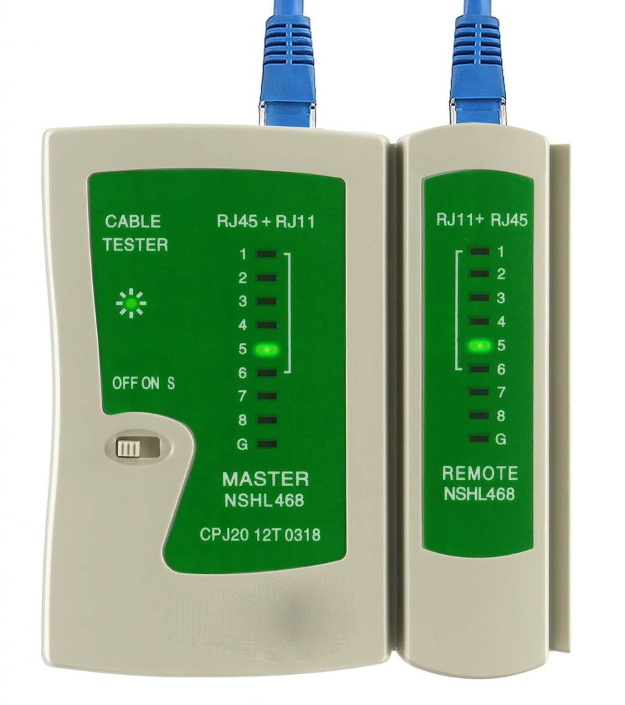 How to Use Network Cable Tester