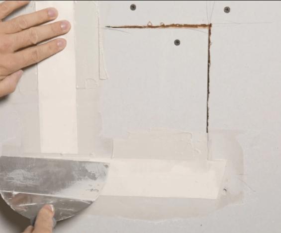 refill holes