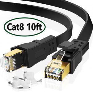 MATEIN Flat Network Cord