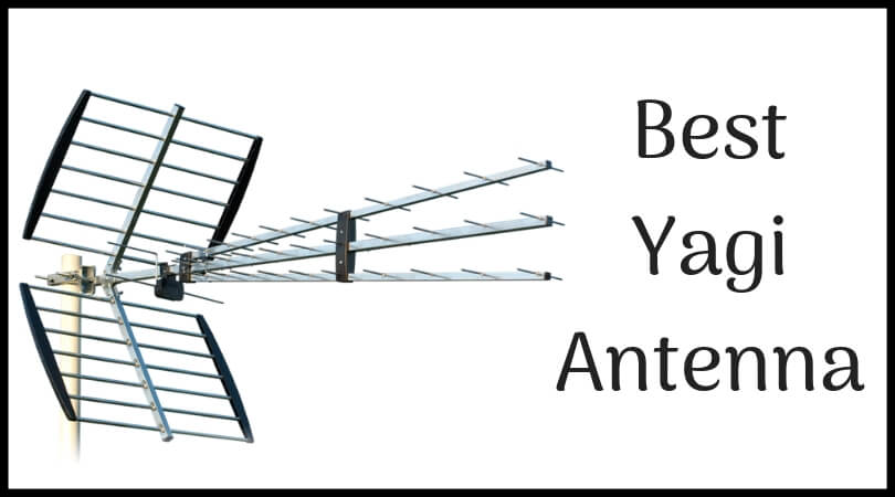 Best Yagi Antenna Reviews Of 2020 Get High Gain Wifi Antenna Rca ant751r outdoor optimized reception. best yagi antenna reviews of 2020 get