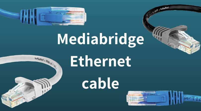 Mediabridge Ethernet cable Reviews
