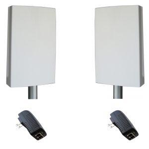 The EZ-Bridge-Lite EZBR-0214+ Outdoor Wireless Point to Point System