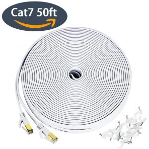 YOREPEK Cat7 Ethernet Cable